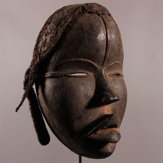 Extraordinary mask - DAN - Ivory Coast