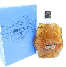 Ocean Ship Bottle 8 years Old - Produced by Karuizawa Mercian