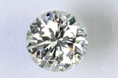 0.17 ct brilliant cut diamond –  F / VVS2