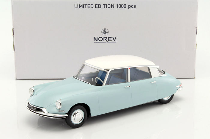 Norev - Scale 1/18 - Citroen DS 19 1959