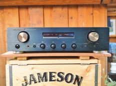 Marantz PM-4100; stereo amplifier trimmed on sound quality with immaculate front in anthracite black