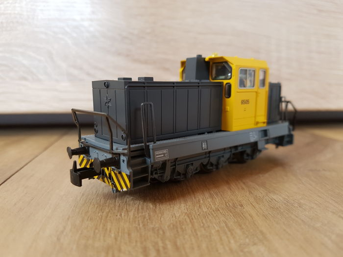 Märklin H0 - 29159  - Diesel locomotive - DHG-700 with flashing light - NS