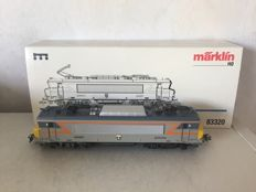 Märklin H0 - 83320 - Tunnelloc, elektrische locomotief BB 22200 'Yellow Submachine' van de SNCF