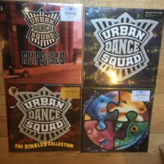 Urban Dance Squad Collection    4 LP'S    Still insealing!