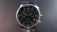 Swiss Military Chronograph – women's watch - never worn