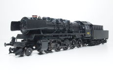 Märklin H0 - 37849 - Steam locomotive with tender Ttype N of the DSB