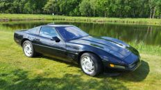 Chevrolette - Corvette ZR1 - 1991 - 375HP - 290km/u