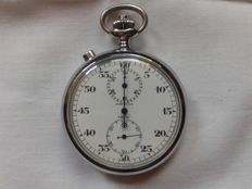 Mechanical precision chronometer – Ceretto S.A. (Turin) – From the 1950s – Pocket watch