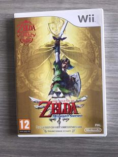 The Legend of Zelda Skyward Sword Limited Edition incl music CD