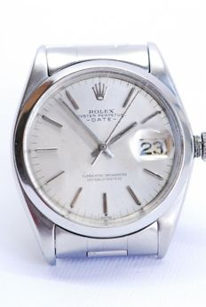 Rolex Oyster Perpetual date  1500 Unisex Year 1968