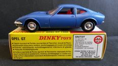 Dinky Toys-France - Scale 1/43 - Opel GT 1900 - No.1421 - 1969