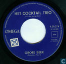 Vinyl records and CDs - Cocktail Trio, Het - Grote beer (Running Bear)