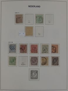 The Netherlands 1869/1985 – Collection in 3 Davo albums