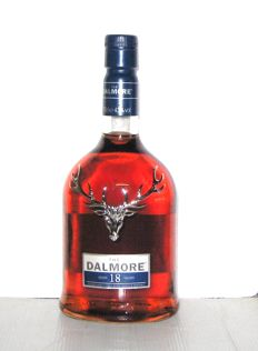 Dalmore 18 years old - Highland - 70cl - 43%