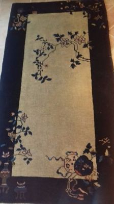 China – Liberty rug, early 1900s – 172 x 89 cm