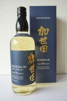 Kaseda 30 Year Old Corn Shochu - Mansei Distillery