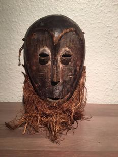 Mask - Lega - Democratic Republic of Congo