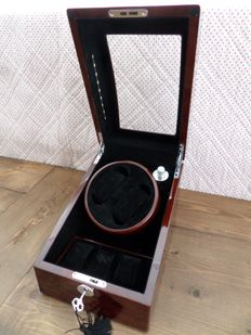 Bon Mercato – Watch winder – 2 x 3 watches – 2017 – Digital – Never used, new condition