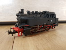 Märklin H0 - From set 29165 - Steam locomotive BR 81 of the DB