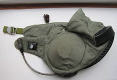 Original Russian( СССР/USSR ) Cap comforter to a helmet gsh-6 (astronaut) Aircraft of the Air Force.Supersonic fighters MiG-29.