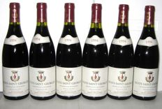 1994 Nuits Saint-Georges, Domaine Armelle & Bernard Rion - lot of 6 bottles