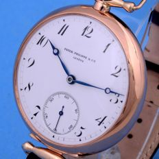 Patek Philippe Geneve Chronomètre 1905 marriage men's watch