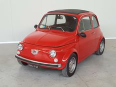 "Fiat - 500F - ""Giannini"" Evocation - 1965"