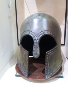 Replica Greek Helmet