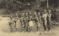 Mission in Africa 79 x-various Countries mostly types Africa-1900/1940