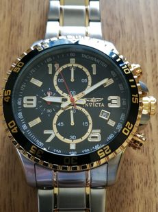 Invicta Chronograph Specialty Collection - Model nr. 14876 - Men's watch - 2010 - as new -
