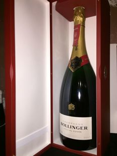 Champagne Bollinger Speciale Cuvee - 1 jeroboam (300cl)
