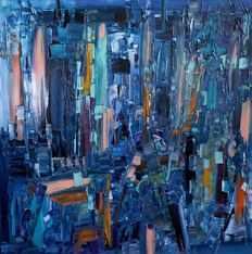 Bruno Cantais - Blue downtown