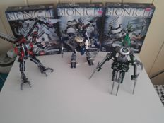 Bionicle - 10202 - Ultimate Dume (Limited Edition with Exclusive Mask Of Power)