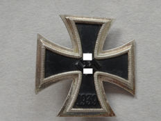 WW2 Germany Iron Cross 1st Class 1939