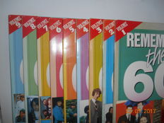 Remember the 60's  ''lot of complete serie 18 lp's '   vol 1 up to 9