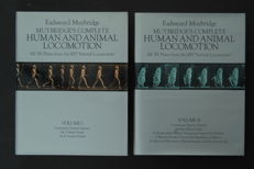 Eadweard Muybridge - Muybridge's Complete Human and Animal Locomotion -2 delen - 1979