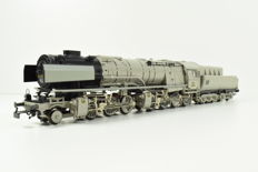 Märklin H0 - 3302 - Borsig Steam locomotive BR 53 'Mallet' with bucket tender of the DRG