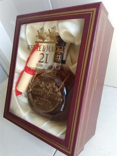 Whyte & Mackay 21 years old