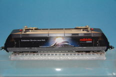 Märklin H0 - 37386 - E-locomotive BR 101 with Systems advertising of the DB AG