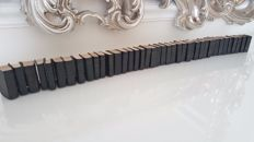The Works of William Shakespeare – Complete 40 Volume Miniature Edition - ca 1932