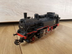 Märklin H0 - 3095 - Tender locomotive BR 74 of the Deutsche Bahn (DB)