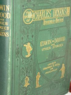 Charles Dickens - Edwin Drood - undated circa 1880s