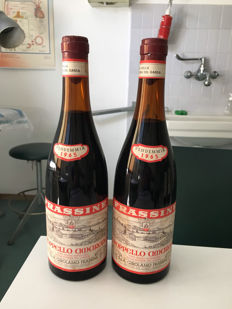 1965 Groppello Amarone Frassine - 2 Bottles