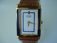 Seiko - Quartz - Ultra-thin - Women's watch - 1980s - New old stock