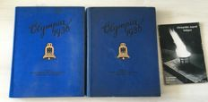 XI. Olympic Games 1936 - Volume 1 and 2 Olympic games in Berlin and Olympic youth games