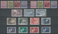 The Netherlands 1927/1939 – Selection between NVPH 208 and 331