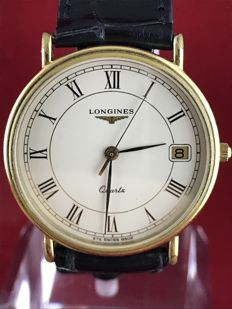 Longines quartz watch - 1980s
