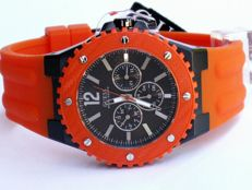 Guess watch – Sport Overdrive – W11619G4 – Multifunction – For men – With original box – Never used.