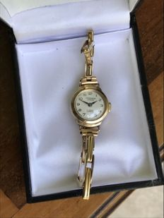J.W.Benson of London-9ct. gold ladie's watch