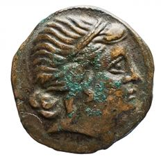 Greek Antiquity - Thrace. Mesembria (Black Sea Area). II-I sec. B.C. AE